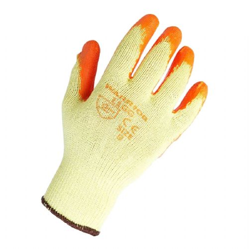 Warrior Orange Grip Gloves - 12 Pairs